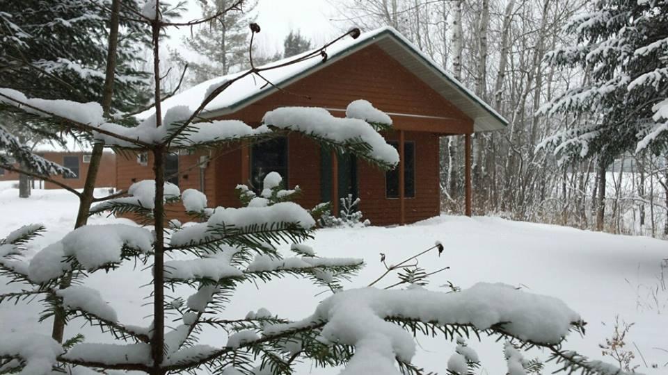 Winter Cabin Rentals in Bayfield, Wisconsin
