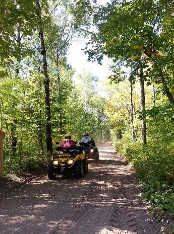 ATV Lodging Bayfield WI