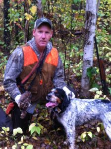 Bayfield, WI Guided Grouse Hunts